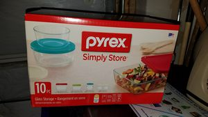 Pyrex Set of 10 for Sale in Ellicott City, MD