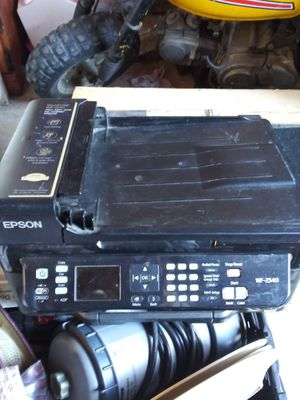 Epson printer for Sale in Van Buren, AR