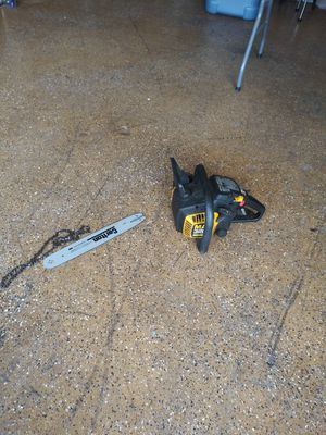 Gas chainsaw for Sale in Lake Elsinore, CA
