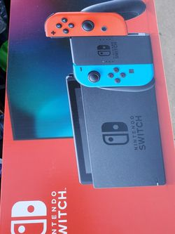 BRAND NEW NINTENDO SWITCH for Sale in Aurora,  CO
