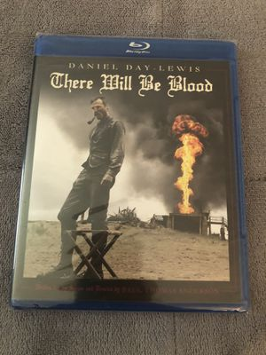 There Will Be Blood Blu-ray Still Sealed for Sale in Tampa, FL