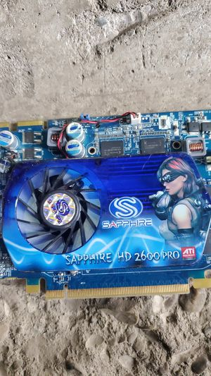 Sapphire HD 2600 pro for Sale in Indianapolis, IN