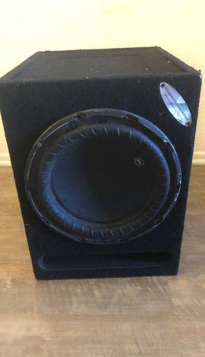 W6 JL audio sub/ speaker for Sale in Los Angeles, CA