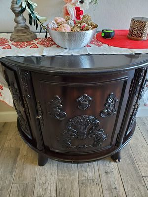 Elegant Marble Top Console Table for Sale in Mesa, AZ