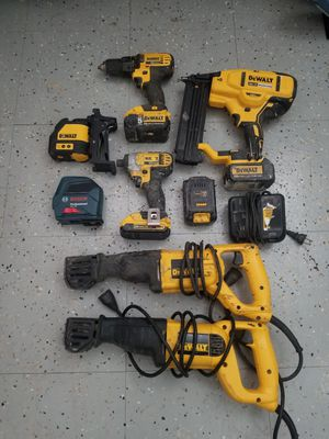 Dewalt for Sale in Fairfax, VA