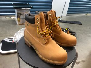 New men's work boots State Street size 13 waterproof for Sale in San Diego, CA