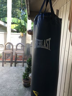 Punching Bag for Sale in TEMPLE TERR, FL