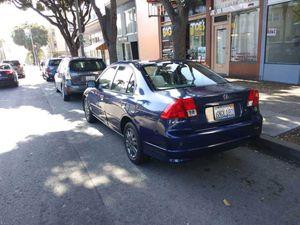 2004 Honda Civic LX 120k mi Registered! for Sale in San Francisco, CA