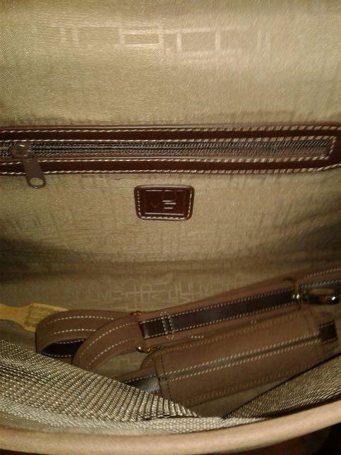 Diane Von Furstenberg messenger bag new
