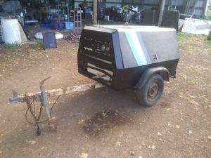 Diesel fueled Compressor for Sale in Junction City, OR