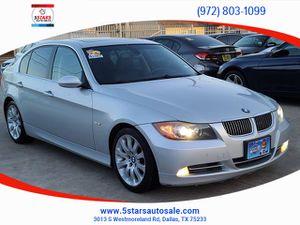 2007 BMW 3 Series for Sale in Dallas, TX