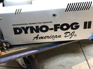 American Dj Dyno-fog 2 for Sale in Springfield Township, NJ