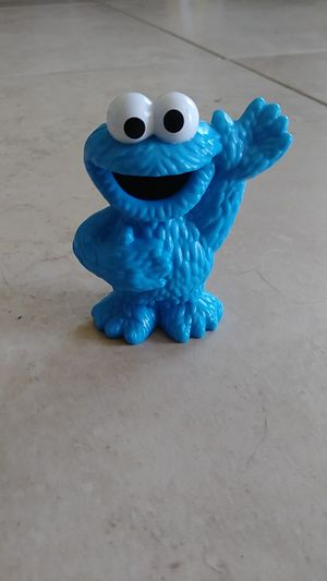 Cookie monster toy for Sale in La Costa, CA