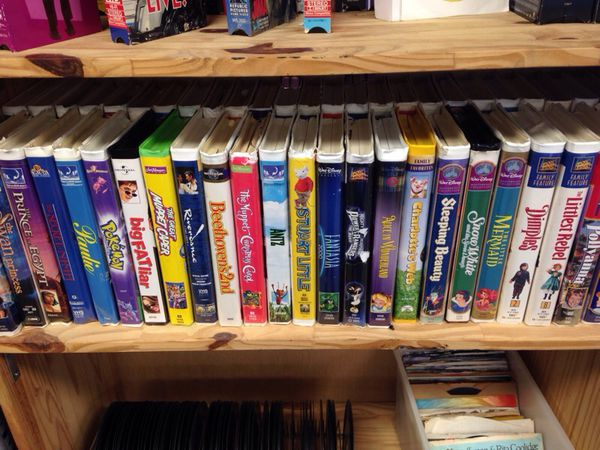 Disney Amp Children S Vhs Tapes For Sale In Cary Nc Offerup