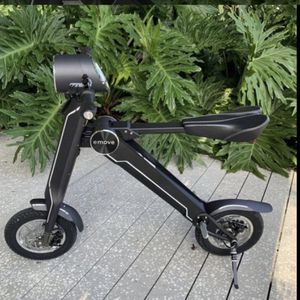 Electric ev Scooter Moped Powerful 350W Motor 15 mph 30 mile range comes with 2 remotes alarm manual and cover Bluetooth speaker Electric Bike Fold for Sale in Pompano Beach, FL