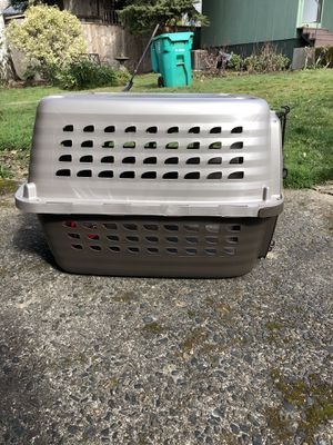 Dog/cat crate for Sale in Portland, OR