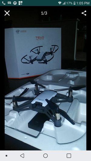 Dji tello drone for Sale in Dallas, TX