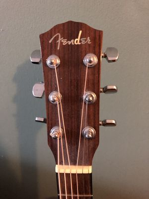 Fender Acoustic Guitar for Sale in Crofton, MD