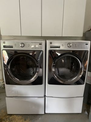 Kenmore Elite Washer and Dryer with drawers for Sale in Winter Park, FL