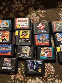 Selling A Sega Genesis With Games for Sale in Snohomish,  WA