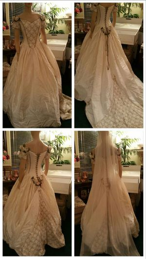 One of a Kind Wedding Gown from England for Sale in Leavenworth, WA
