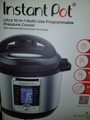 Instant pot for Sale in Chicago, IL