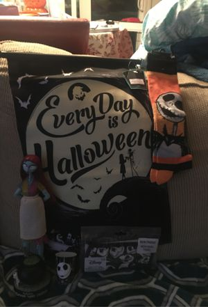 NightMare Before Christmas Bundle for Sale in Morgan Hill, CA