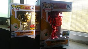 Funko Pop DragonBall Z #154 SS Vegeta Limited Editions for Sale in Riverside, CA