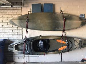 2 x vapor 10 angler kayaks for Sale in Gilbert, AZ