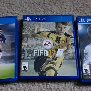 3 PLAY Station 4 Games for Sale in Sterling, VA