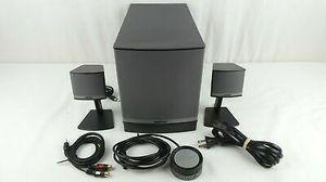BOSE computer 3 SERIES II MULTIMEDIA SPEAKER SYSTEM for Sale in Houston, TX