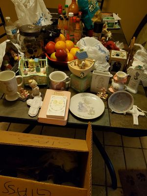 Precious moments collectibles for Sale in Watauga, TX