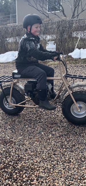 Colman minibike STOLEN LAKESIDE for Sale in Lakeside, AZ