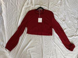 L'Academie Long Sleeve Crop Top for Sale in Bellflower, CA