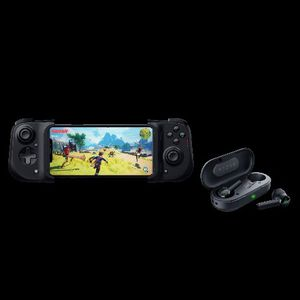 Razer Mobile Gaming Bundle - Includes Kishi for iPhone and Hammerhead True Wireless Headphones for Sale in Anaheim, CA