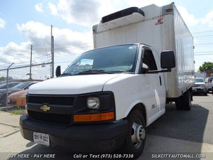 2014 Chevrolet Express 4500 Refrigerated Reefer Box Van Duramax Diesel for Sale in Paterson, NJ