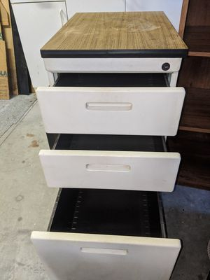 Office drawers desk attachment for Sale in St. Petersburg, FL