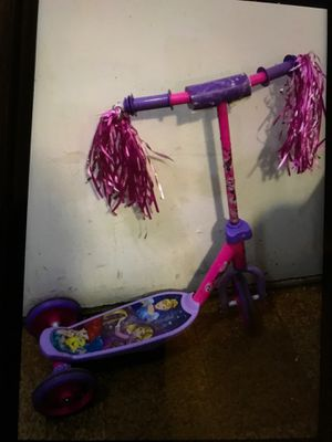 Barbie girl scooter for Sale in The Bronx, NY