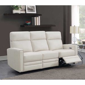 CLEARANCE | COSTCO Altera Leather Power Reclining Sofa | LIKE NEW | 🔥$50 DOWN for Sale in San Diego, CA