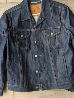 Mens Levi's Rigid Trucker Jacket NWOT for Sale in Atlanta,  GA