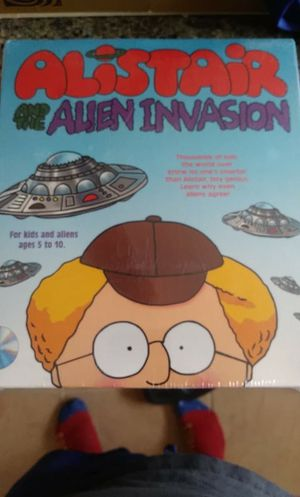 Alistair and the alien invasion computer game for Sale in Monroe Township, NJ