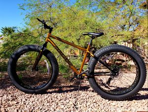 ☆NEW☆ Mongoose Fat Tire Mountain Bike for Sale in Las Vegas, NV