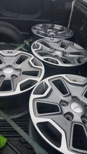 17s jeep wheels for Sale in Baldwin Park, CA