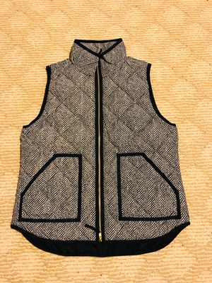 J. Crew vest for Sale in North Bethesda, MD
