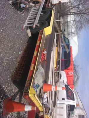 Heavy duty trailer for Sale in Itasca, IL