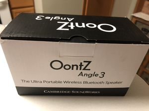 Oontz angle 3 Bluetooth speaker, never used for Sale in Saint Paul, MN