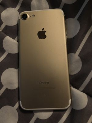 iPhone 7 Rose Gld for Sale in Friendswood, TX