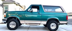 🍀Selling sell my 1996 Ford bronco🤩🤩 for Sale in Washington, DC