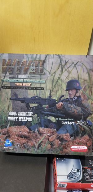 DID 1:6 scale German soldier figure for Sale in Carson, CA