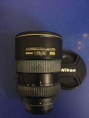 Nikon lense 17-55MM for Sale in Orlando, FL